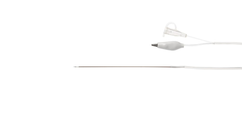 The TOP NeuroPole XE Needle, when exact temperature control is not required